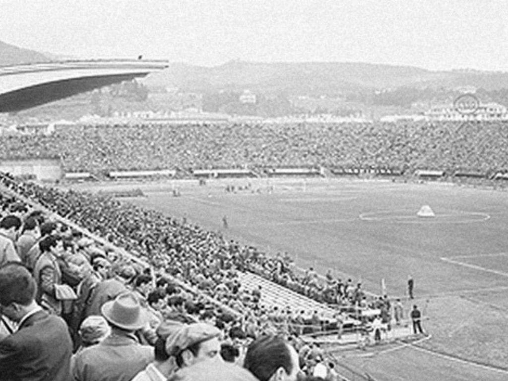Fiorentina-Pistoiese, 27 de outubro de 1954