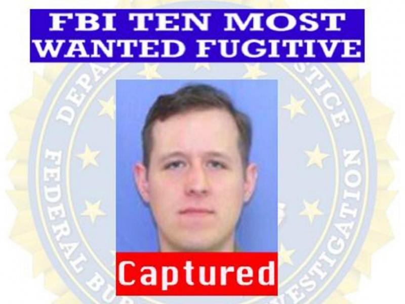Capturado homem suspeito de matar polícia