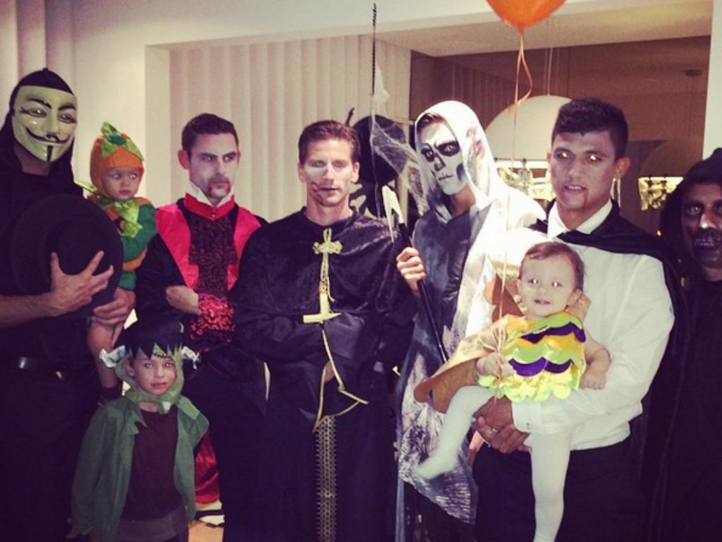 Halloween no Sporting