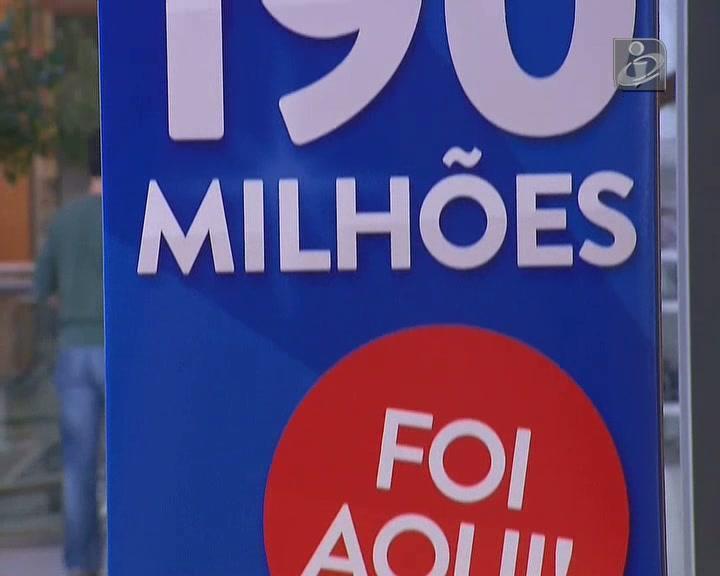 Euromilionário português já reclamou o prémio