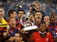 Western Sydney Wanderers campeão da Ásia