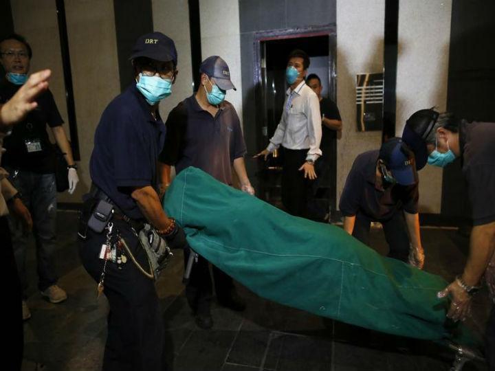 A polícia encontrou duas mulheres mortas num apartamento de luxo em Hong Kong (Reuters)