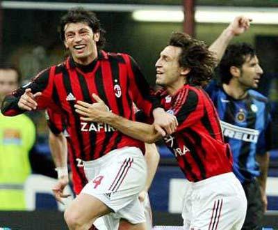 Milan v Inter 1