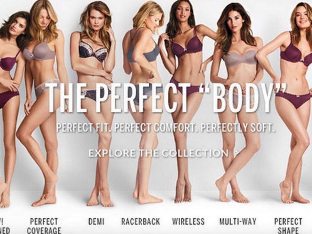 «The Perfect Body» - Victoria's Secret (Reprodução)