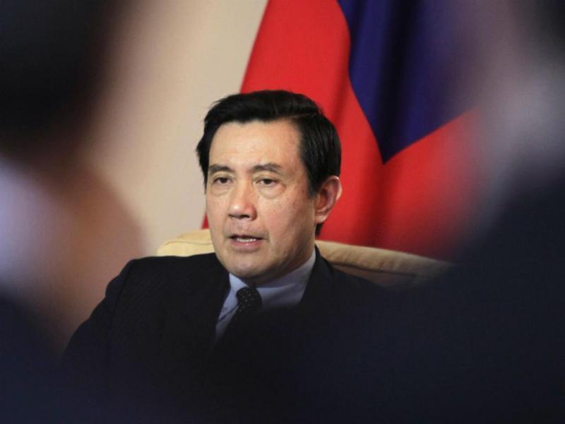 Ma Ying-jeou [Reuters]