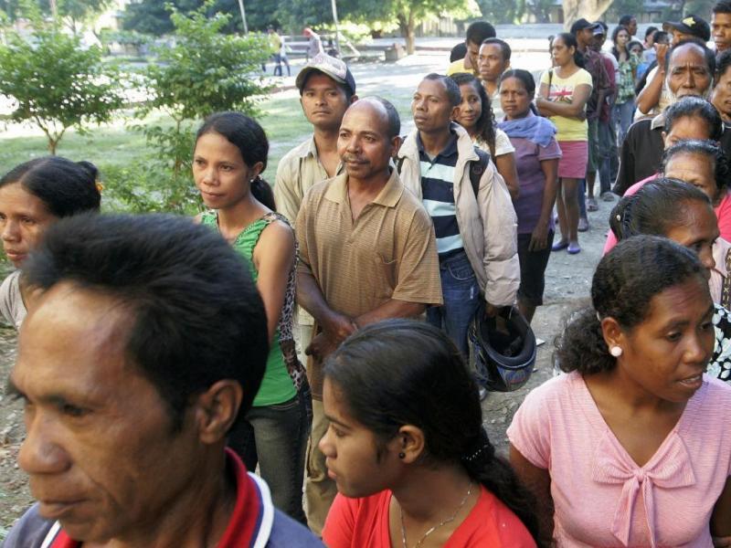 Timor Leste (Reuters)