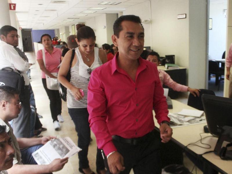 México: José Luis Abarca (REUTERS)