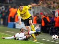 B. Dortmund vs Galatasaray