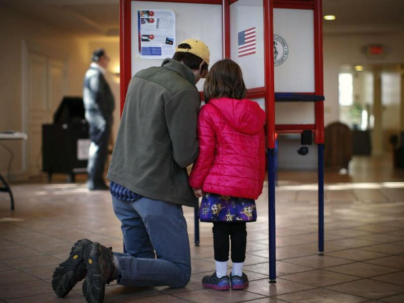 Eleições EUA (Reuters)