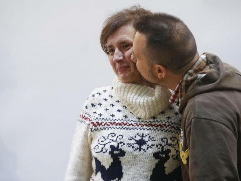 Teresa Romero [Foto: Reuters]