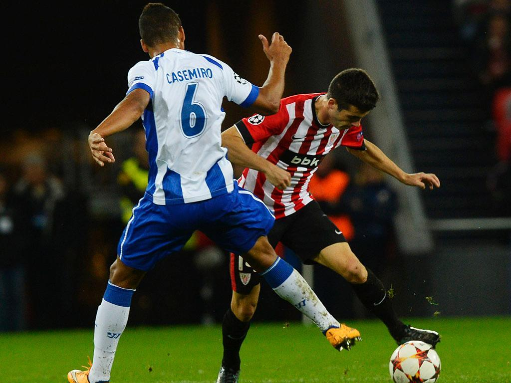 Athletic Bilbao vs FC Porto