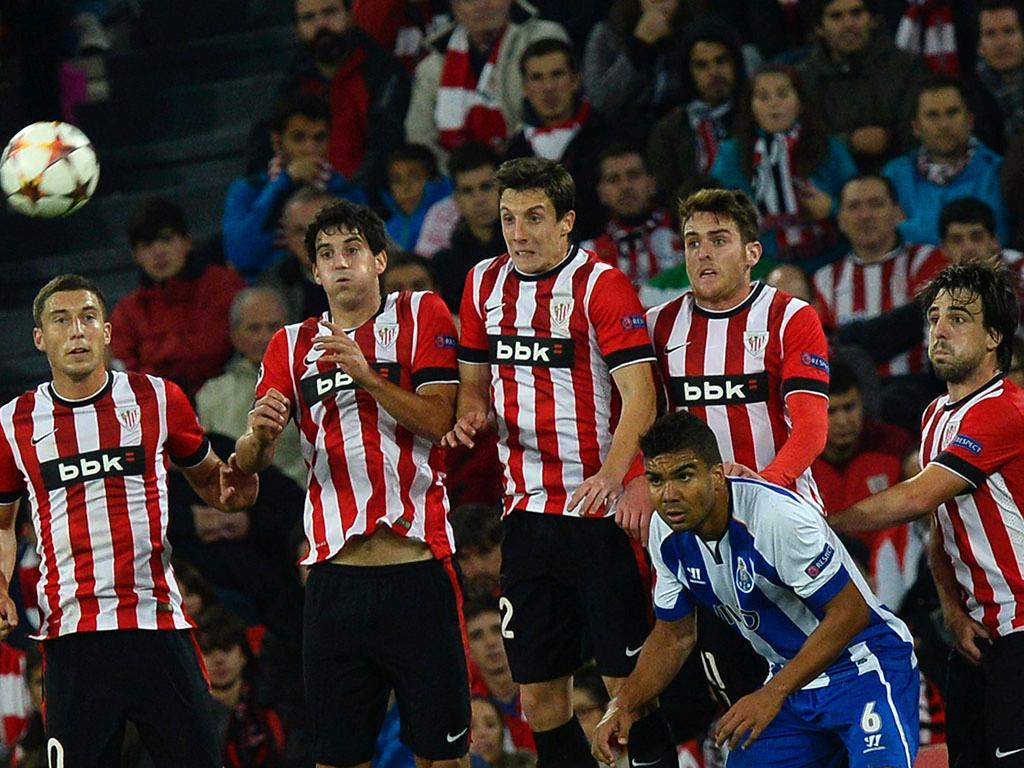 Athletic Bilbao vs FC Porto