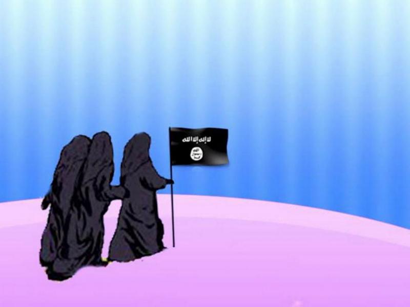 Fundação Zora para mulheres jihadistas