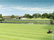 Cidade do Futebol (imagem: FPF)