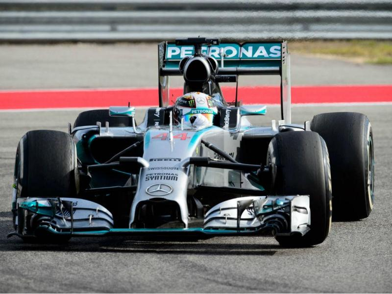 Carro de corrida (Reuters)