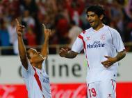 Liga Europa: Sevilha vs Standard Liege (REUTERS)