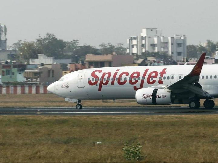 Avião da SpiceJet (Reuters)