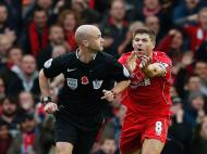Liverpool vs Chelsea (REUTERS)