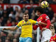 Manchester United vs Crystal Palace (Reuters)