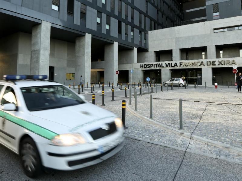 Hospital de Vila Franca de Xira [LUSA]