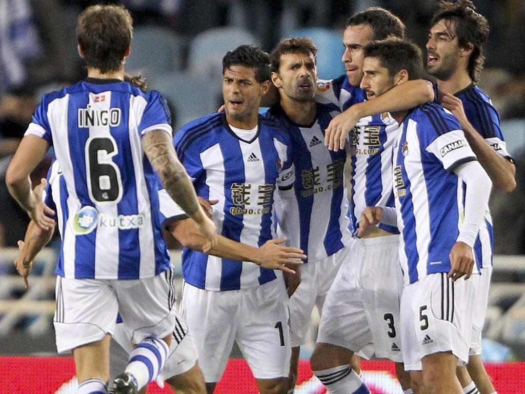 Real Sociedad vs At. Madrid