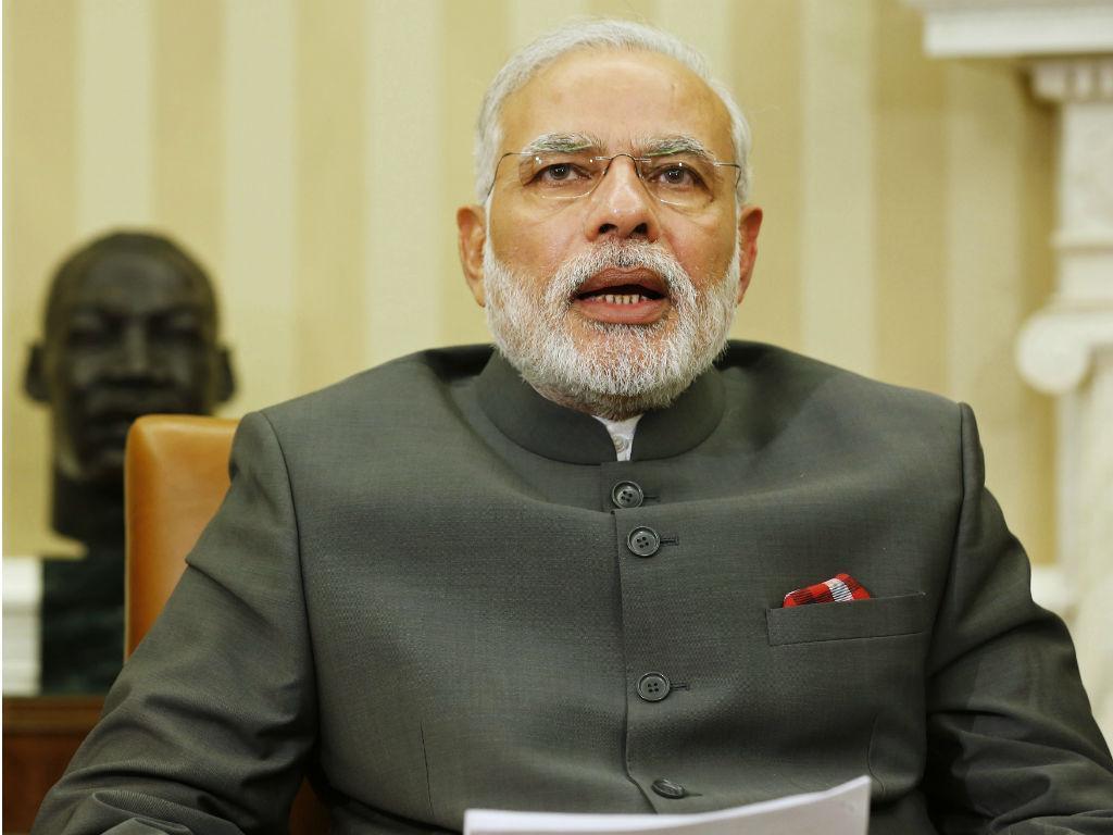 Narendra Modi, primeiro-ministro indiano (Reuters)