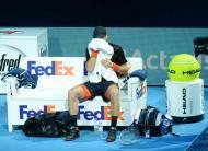 Finais ATP: Wawrinka arrasa Berdych (Lusa)