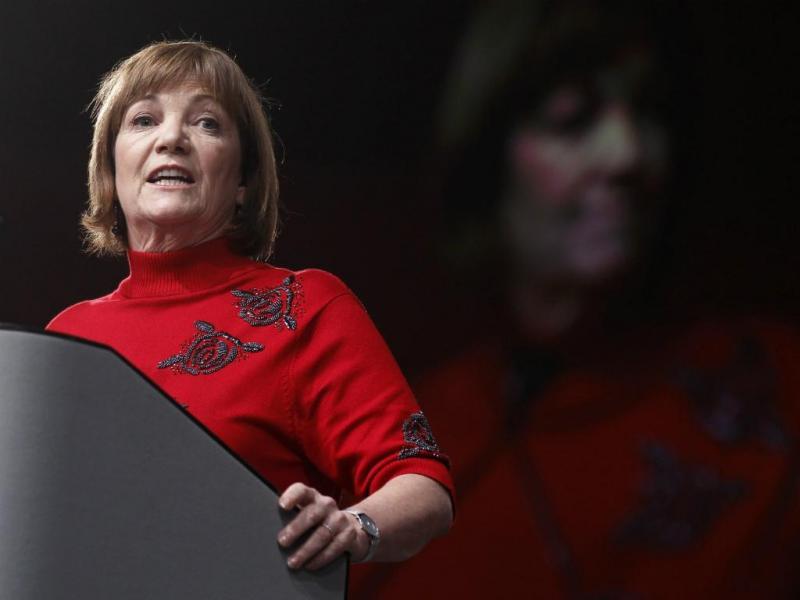 Sheila Copps (Reuters)