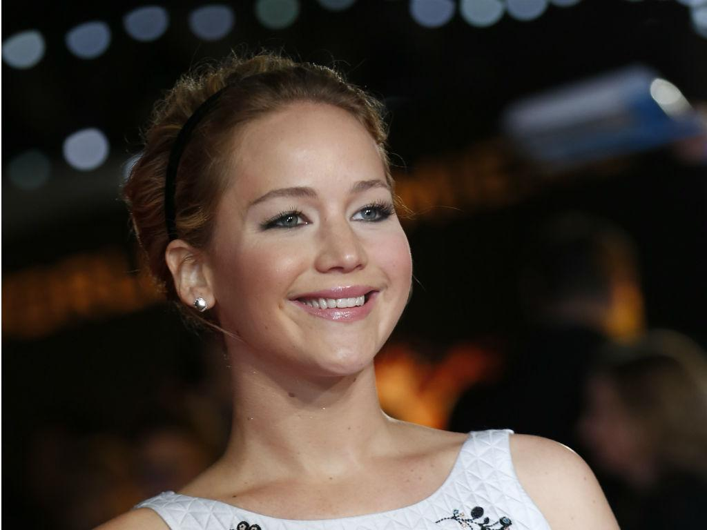Jennifer Lawrence - Estreia mundial de «Hunger Games»