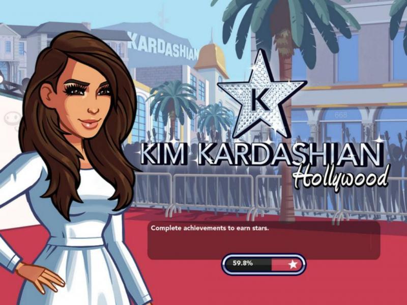 Jogo de Kim Kardashian