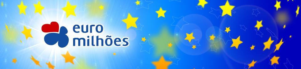 Números sorteados no primeiro Euromilhões