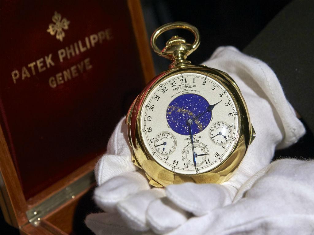 b3981d9dc98 «Supercomplication» é o relógio mais caro de sempre