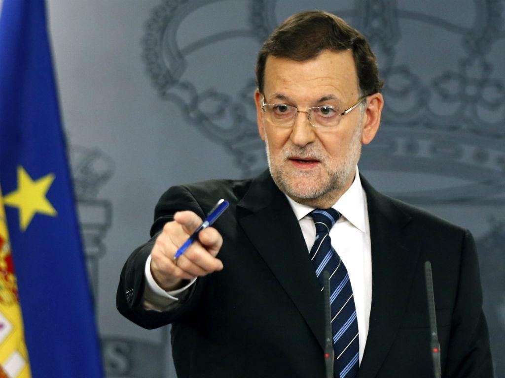 Mariano Rajoy (Lusa/EPA)
