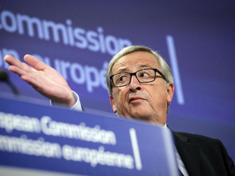 Jean Claude Juncker (Lusa/EPA)