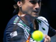 Kei Nishikori vs David Ferrer (REUTERS)