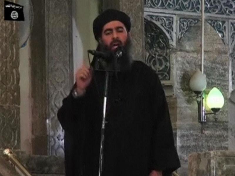 Abu Bakr al-Baghdadi (REUTERS)