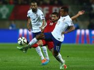 Portugal vs Arménia (LUSA)