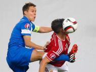 Húngria vs Finlândia
