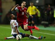 Portugal vs Arménia (Luís Forra/Lusa)