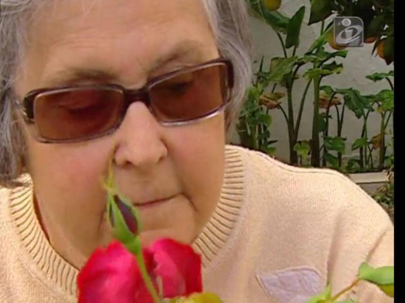 Vítima de cegueira no Santa Maria