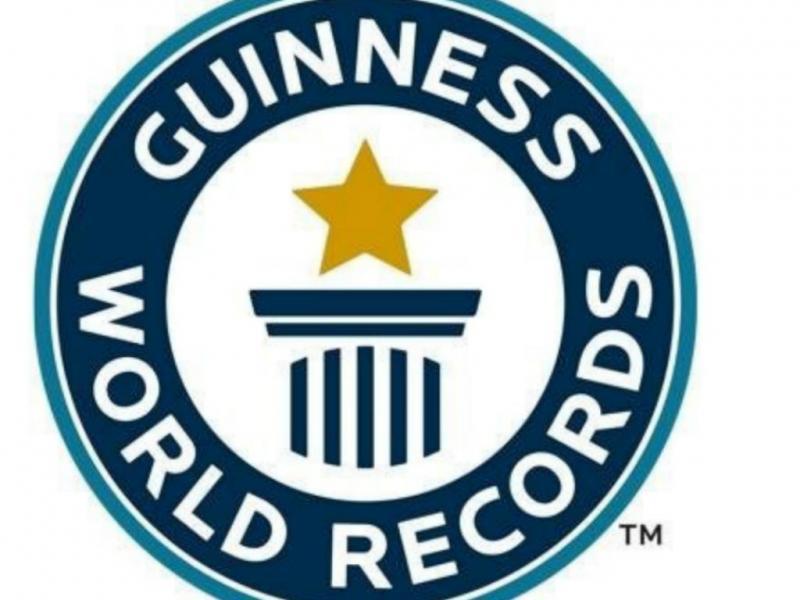 Guinness Worls Records (Reprodução / Twitter)