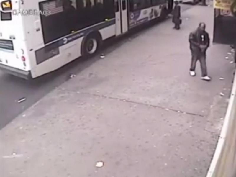 Suspeito de homicídio no metro de Nova Iorque