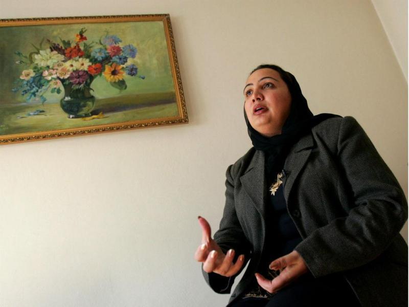 Shukria Barakzai (Reuters)