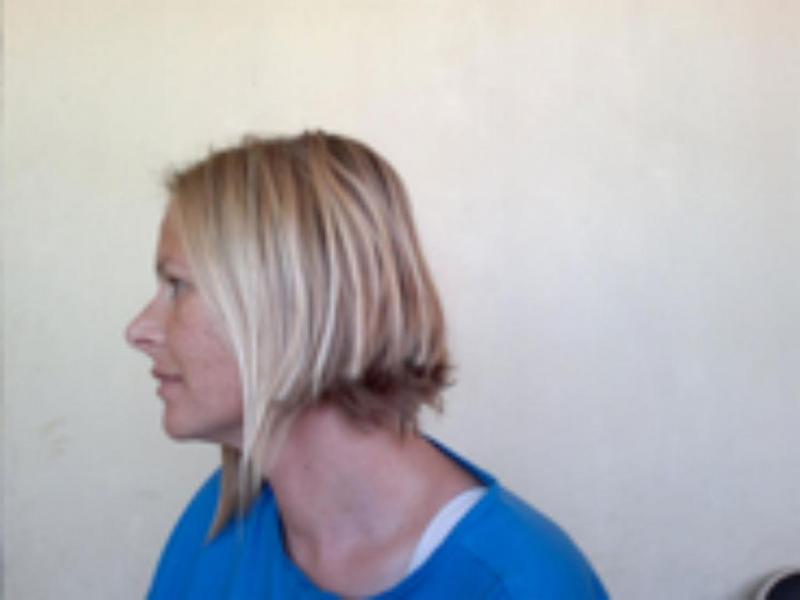 Stacey Addison na prisão em Timor-Leste (Reprodução Facebook)