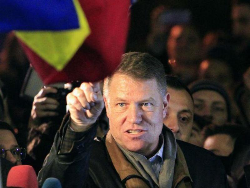 Klaus Iohannis [Foto: Reuters]