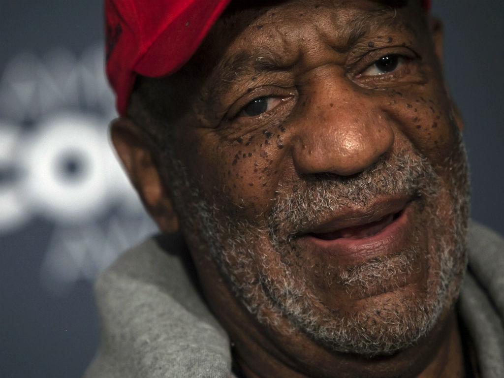 Bill Cosby na cerimónia dos American Comedy Awards, em Nova Iorque, 26 de abril 2014 (REUTERS/Eric Thaye)