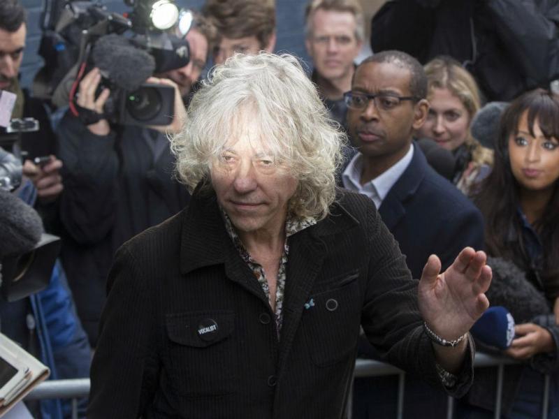 Bob Geldof ( REUTERS)