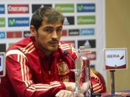 Iker Casillas (EPA/Salvador Sas)