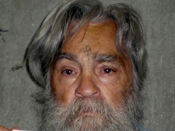 Charles Manson (REUTERS)