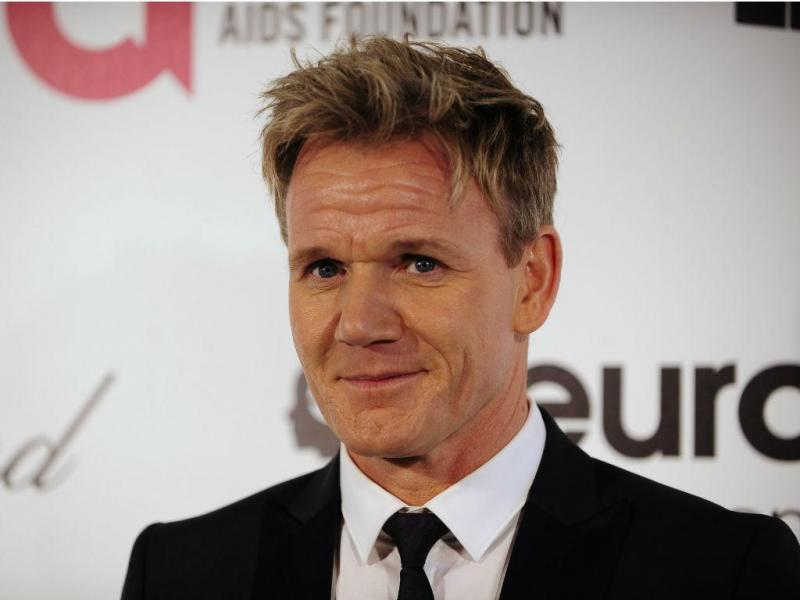 Chef Gordon Ramsay (Reuters)